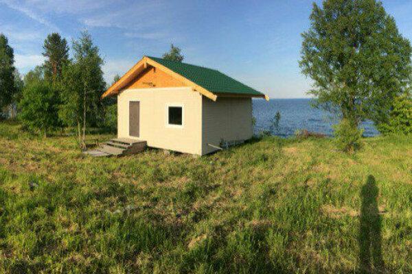 База отдыха Карху Сегозеро, Республика Карелия, Медвежьегорский район на 3 номера - Фотография 1