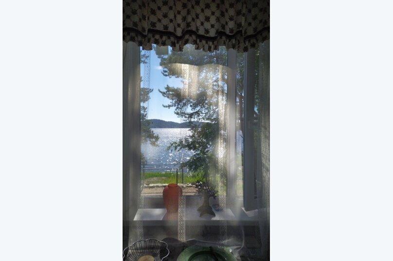 Коттедж в садоводстве, 150 кв.м. на 8 человек, 4 спальни, Сад.уч. Зеленый мыс, № участка 24, Сортавала - Фотография 50