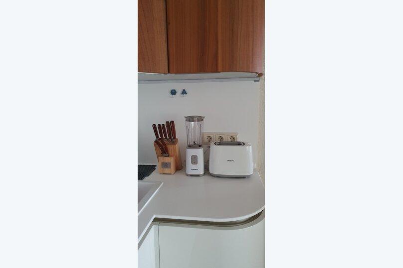 2-комн. квартира, 88.1 кв.м. на 4 человека, улица Строителей, 3А, Гурзуф - Фотография 13