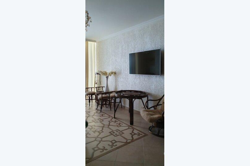 2-комн. квартира, 88.1 кв.м. на 4 человека, улица Строителей, 3А, Гурзуф - Фотография 15