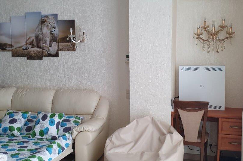 2-комн. квартира, 88.1 кв.м. на 4 человека, улица Строителей, 3А, Гурзуф - Фотография 19