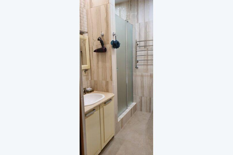 2-комн. квартира, 88.1 кв.м. на 4 человека, улица Строителей, 3А, Гурзуф - Фотография 22