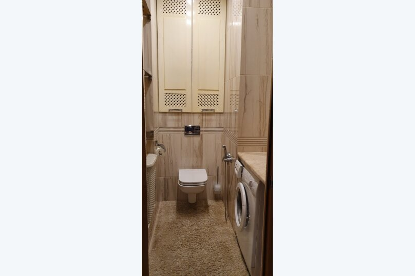 2-комн. квартира, 88.1 кв.м. на 4 человека, улица Строителей, 3А, Гурзуф - Фотография 26