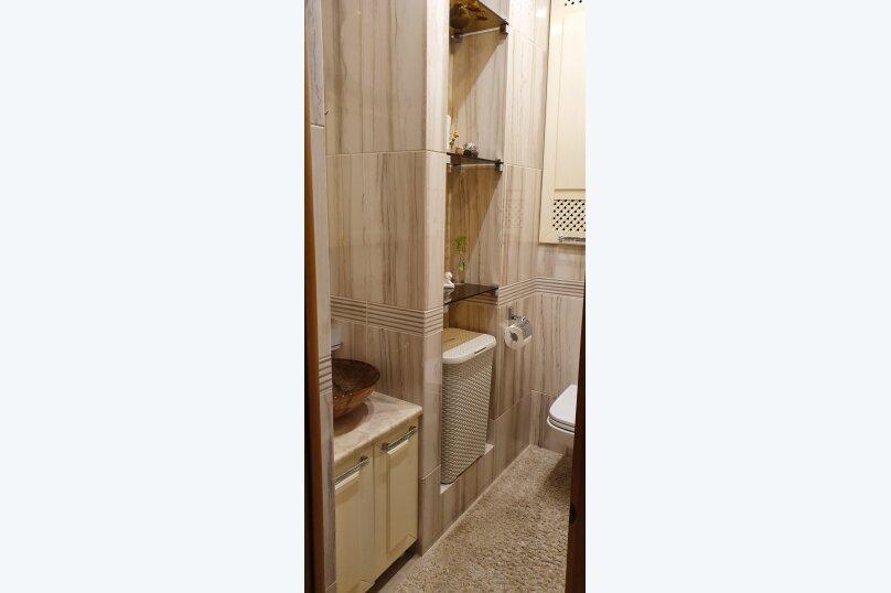 2-комн. квартира, 88.1 кв.м. на 4 человека, улица Строителей, 3А, Гурзуф - Фотография 27