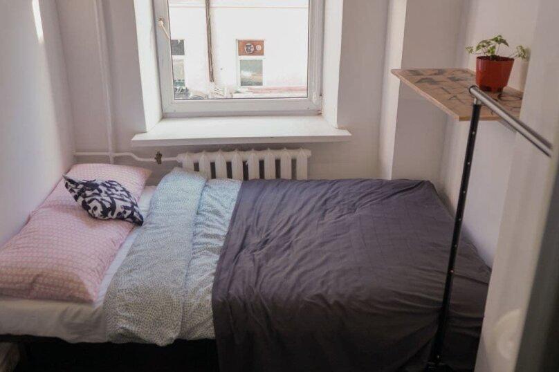 Небольшой двухместный номер с общей ванной комнатой, Потаповский переулок, 5 строение 5, Москва - Фотография 1
