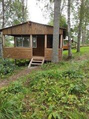 Уютный домик , 40 кв.м. на 4 человека, 2 спальни, Дачная, 15, Лахденпохья - Фотография 1