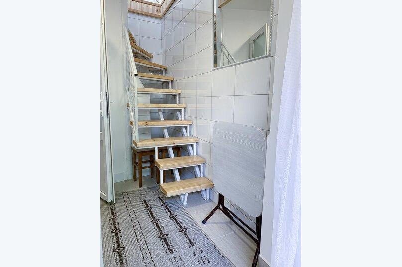 Двухуровневый коттедж, 25 кв.м. на 2 человека, 1 спальня, улица Дёмышева, 15, Евпатория - Фотография 17