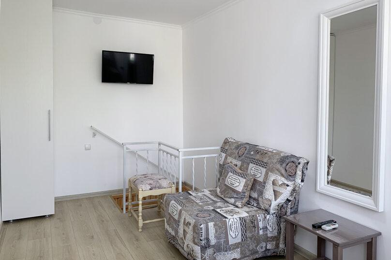 Двухуровневый коттедж, 25 кв.м. на 2 человека, 1 спальня, улица Дёмышева, 15, Евпатория - Фотография 23