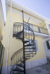 Второй этаж дома 65 кв.м, 65 кв.м. на 4 человека, 2 спальни, Лиманная улица, 47, Евпатория - Фотография 1