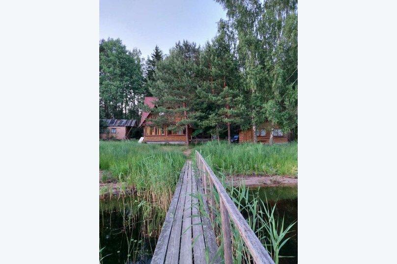 Коттедж 85 м² на участке 6 соток, 85 кв.м. на 8 человек, 2 спальни,  д. Заплавье, ул.Лесная, 4, Осташков - Фотография 21