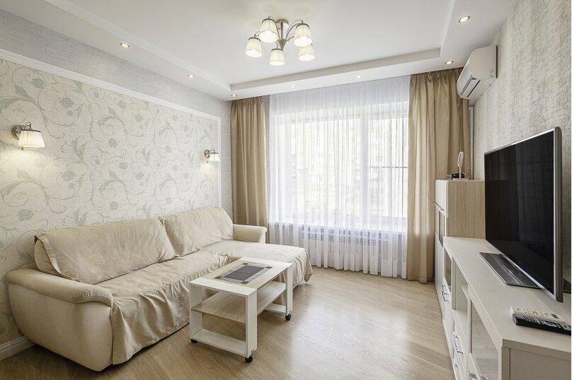 1-комн. квартира, 40 кв.м. на 4 человека, улица Грибанова, 20, Волгоград - Фотография 2
