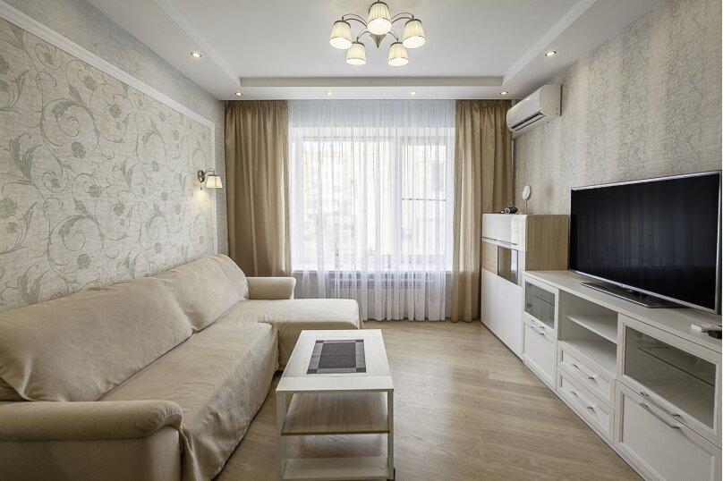 1-комн. квартира, 40 кв.м. на 4 человека, улица Грибанова, 20, Волгоград - Фотография 3