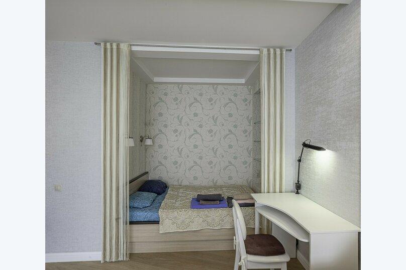 1-комн. квартира, 40 кв.м. на 4 человека, улица Грибанова, 20, Волгоград - Фотография 6