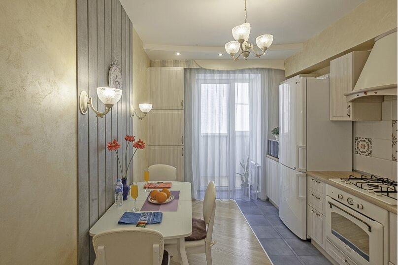1-комн. квартира, 40 кв.м. на 4 человека, улица Грибанова, 20, Волгоград - Фотография 9