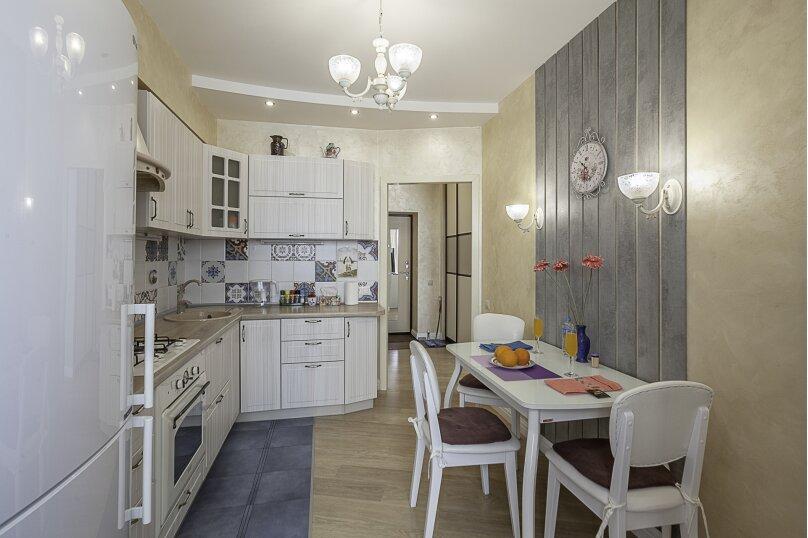 1-комн. квартира, 40 кв.м. на 4 человека, улица Грибанова, 20, Волгоград - Фотография 10