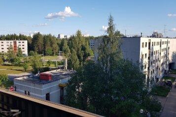 2-комн. квартира, 55 кв.м. на 6 человек, улица Героев, 1, Костомукша - Фотография 1