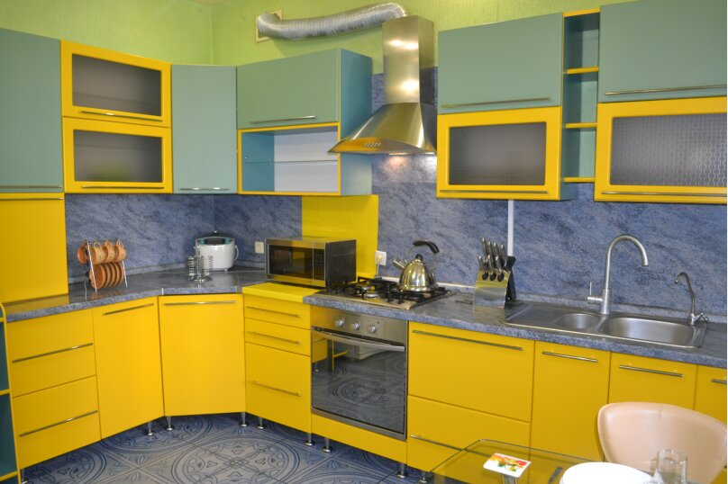 2-комн. квартира, 54 кв.м. на 4 человека, Ялтинская улица, 7, Севастополь - Фотография 1