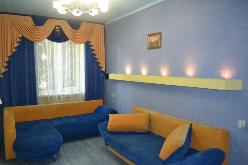 2-комн. квартира, 54 кв.м. на 4 человека, Ялтинская улица, 7, Севастополь - Фотография 3