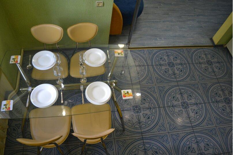 2-комн. квартира, 54 кв.м. на 4 человека, Ялтинская улица, 7, Севастополь - Фотография 16