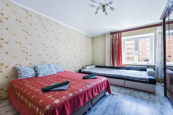 1-комн. квартира, 50 кв.м. на 4 человека, улица Островского, 36, Апрелевка - Фотография 1
