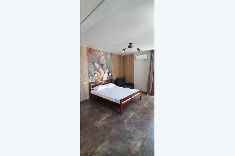Частный Дом с квартирой-студией, 30 кв.м. на 3 человека, 1 спальня, улица К.М. Петровского, 5А, Кореиз - Фотография 2