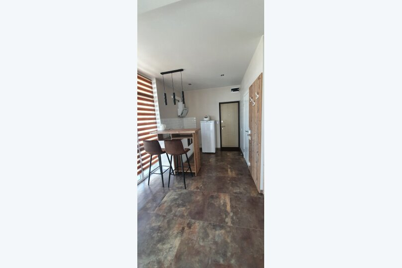 Частный Дом с квартирой-студией, 30 кв.м. на 3 человека, 1 спальня, улица К.М. Петровского, 5А, Кореиз - Фотография 3