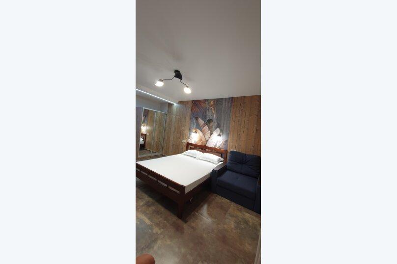 Частный Дом с квартирой-студией, 30 кв.м. на 3 человека, 1 спальня, улица К.М. Петровского, 5А, Кореиз - Фотография 4