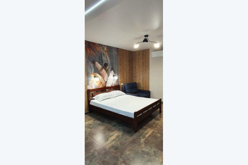 Частный Дом с квартирой-студией, 30 кв.м. на 3 человека, 1 спальня, улица К.М. Петровского, 5А, Кореиз - Фотография 6