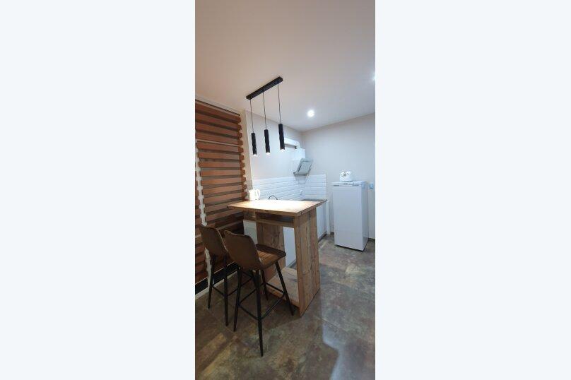 Частный Дом с квартирой-студией, 30 кв.м. на 3 человека, 1 спальня, улица К.М. Петровского, 5А, Кореиз - Фотография 8