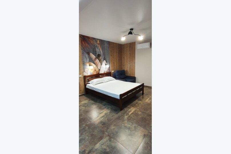 Частный Дом с квартирой-студией, 30 кв.м. на 3 человека, 1 спальня, улица К.М. Петровского, 5А, Кореиз - Фотография 9