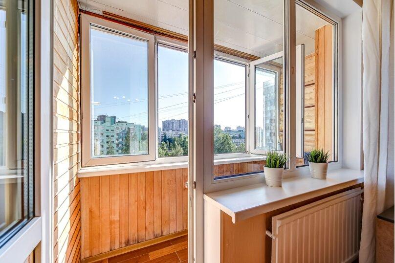 1-комн. квартира, 45 кв.м. на 2 человека, улица Шостаковича, 5к2, Санкт-Петербург - Фотография 5