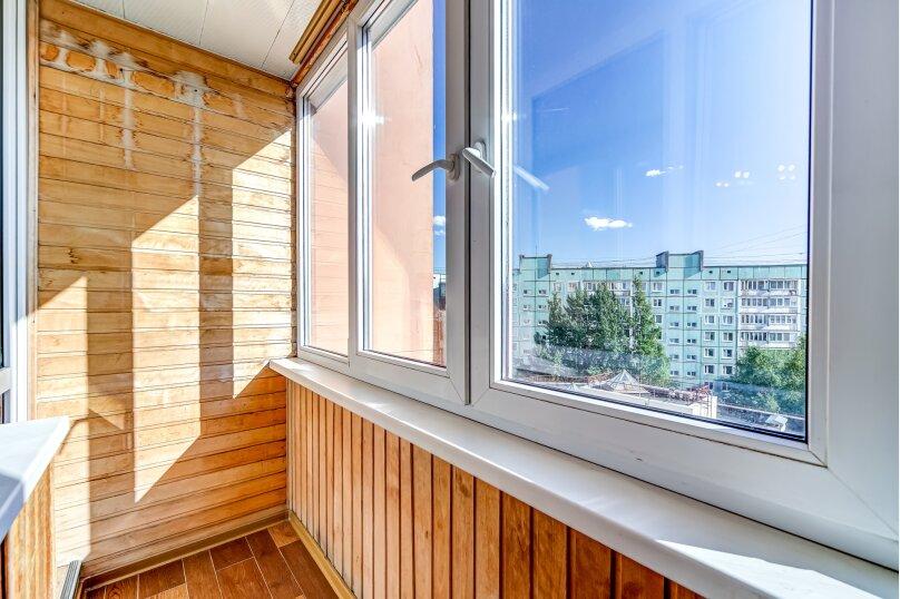 1-комн. квартира, 45 кв.м. на 2 человека, улица Шостаковича, 5к2, Санкт-Петербург - Фотография 6