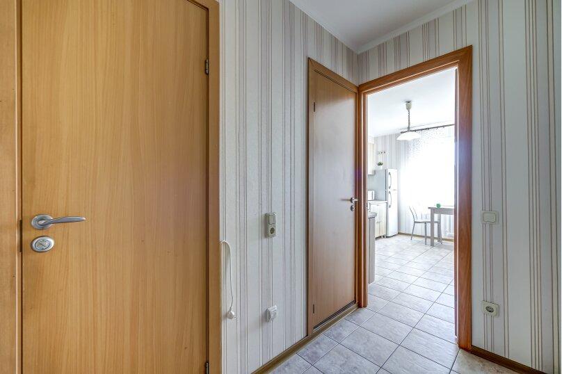 1-комн. квартира, 45 кв.м. на 2 человека, улица Шостаковича, 5к2, Санкт-Петербург - Фотография 8