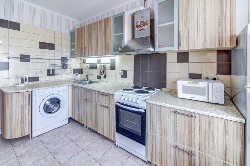 1-комн. квартира, 45 кв.м. на 2 человека, улица Шостаковича, 5к2, Санкт-Петербург - Фотография 10