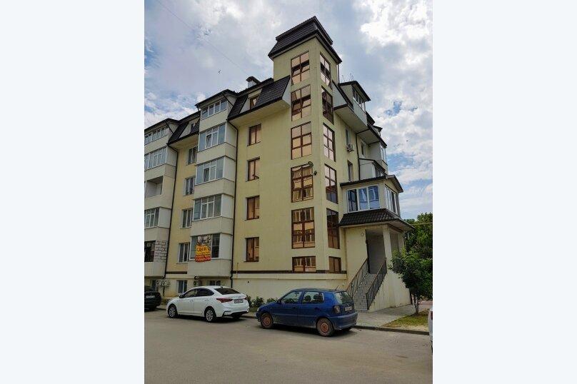 1-комн. квартира, 60 кв.м. на 4 человека, Советская улица, 1А, поселок Приморский, Феодосия - Фотография 1