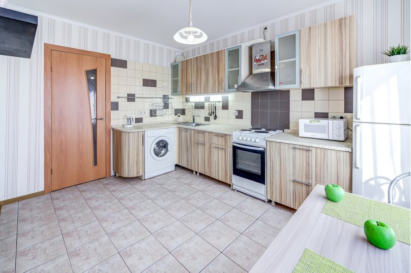 1-комн. квартира, 45 кв.м. на 2 человека, улица Шостаковича, 5к2, Санкт-Петербург - Фотография 11