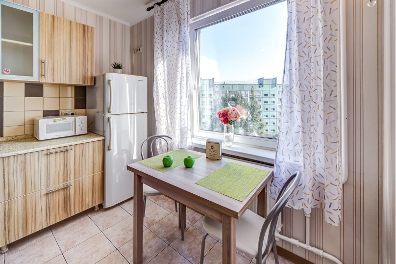 1-комн. квартира, 45 кв.м. на 2 человека, улица Шостаковича, 5к2, Санкт-Петербург - Фотография 12
