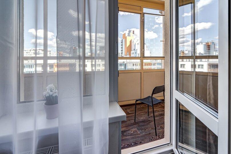 1-комн. квартира, 30 кв.м. на 2 человека, Верхне-Каменская улица, 3к1, Санкт-Петербург - Фотография 9