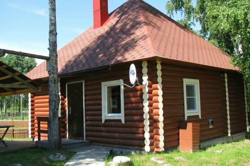 2-х местный домик, дер. Плотично, Ленинградская улица, 1, Подпорожье - Фотография 1