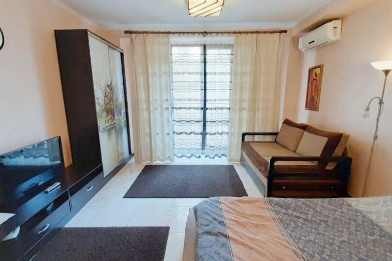 1-комн. квартира, 46 кв.м. на 3 человека, Новороссийская улица, 38, Севастополь - Фотография 5