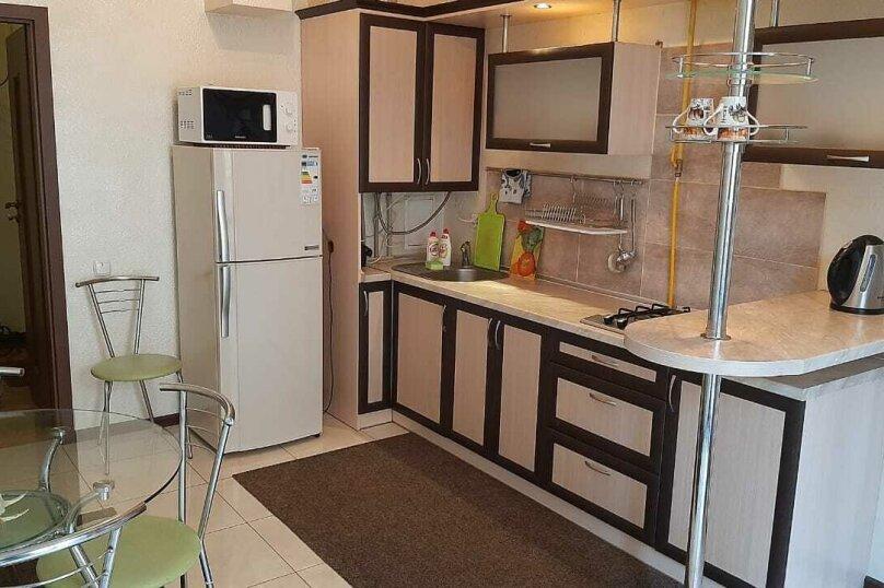 1-комн. квартира, 46 кв.м. на 3 человека, Новороссийская улица, 38, Севастополь - Фотография 7