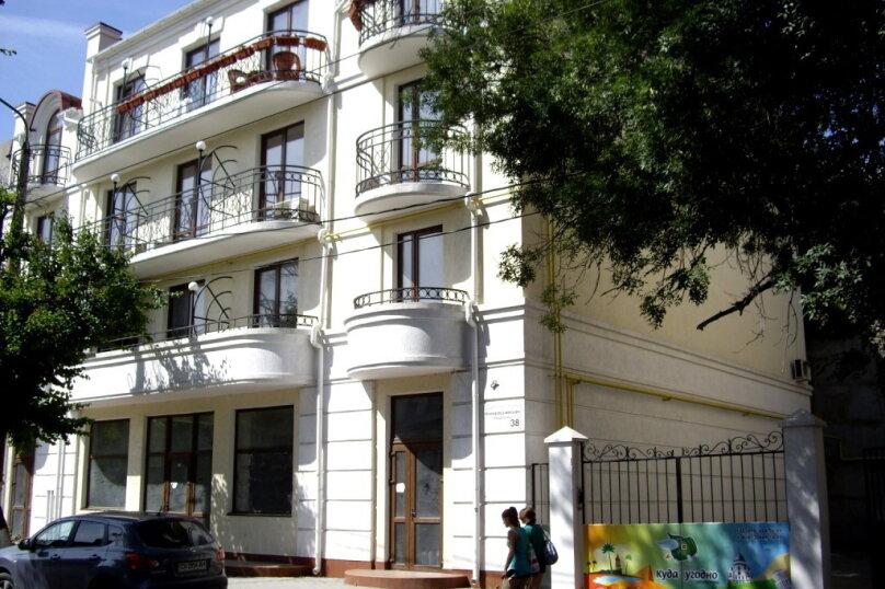 1-комн. квартира, 46 кв.м. на 3 человека, Новороссийская улица, 38, Севастополь - Фотография 12