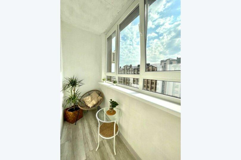 1-комн. квартира, 36 кв.м. на 3 человека, Береговая улица, 3к19, Новая Адыгея - Фотография 10