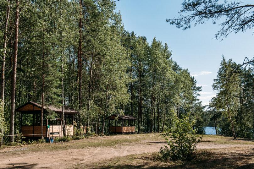 """База отдыха """"Пасторское Озеро"""", Выборгское шоссе, 39-й км на 47 номеров - Фотография 2"""