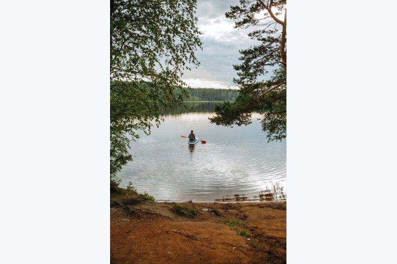 """База отдыха """"Пасторское Озеро"""", Выборгское шоссе, 39-й км на 47 номеров - Фотография 10"""