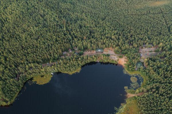 """База отдыха """"Пасторское Озеро"""", Выборгское шоссе, 39-й км на 47 номеров - Фотография 1"""