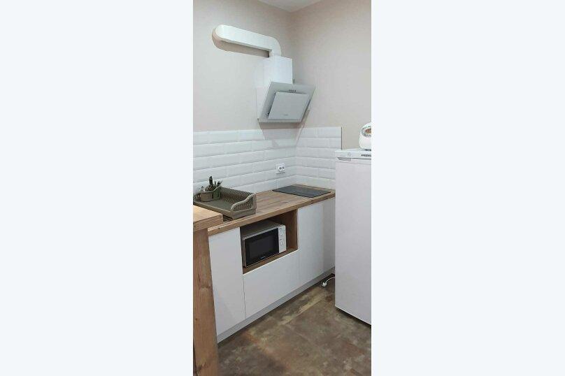 Частный Дом с квартирой-студией, 30 кв.м. на 3 человека, 1 спальня, улица К.М. Петровского, 5А, Кореиз - Фотография 18
