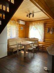 ЭКО-дом, 90 кв.м. на 9 человек, 3 спальни, улица Романтиков, 6, Прасковеевка - Фотография 1
