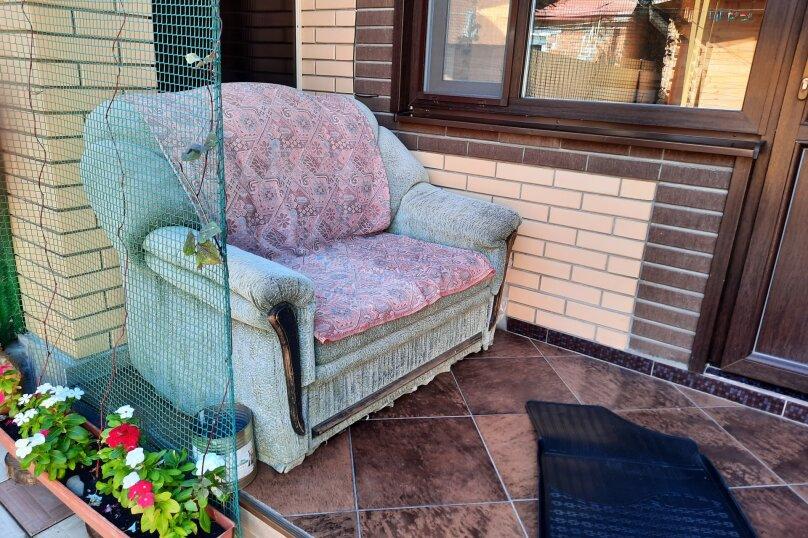 Домик для отдыха, 30 кв.м. на 4 человека, 1 спальня, улица Энгельса, 102, Ейск - Фотография 17