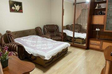 2-комн. квартира, 50 кв.м. на 5 человек, улица Подвойского, 5, Гурзуф - Фотография 1
